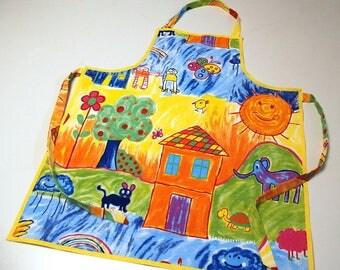 Apron for children/apron/Tablier enfant