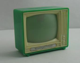 "Plastiskop, Plastikop, Gucki: ""Winningen / Mosel"" ( Rhineland-Palatinate). With 8 images. 1960s / 70s. Patented Made in Germany. Vintage"