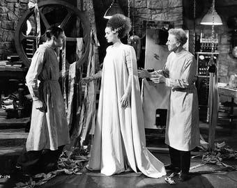 Scene from the film Bride of Frankenstein , 1931