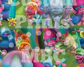 Trolls Pearl and Shorts