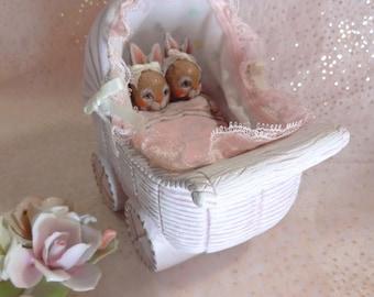 Bunnies in a Buggy
