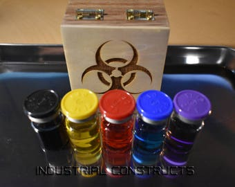 Pandemic Cure Markers - The Ultimate Set