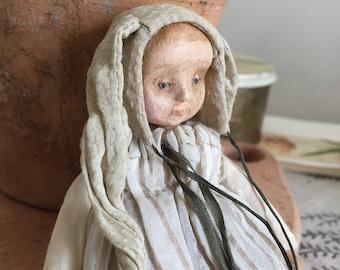 Little boudoir doll