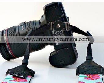 My Funky Camera Strap tripod adapter