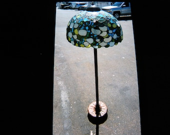 Stained Glass Lamp Shade Etsy