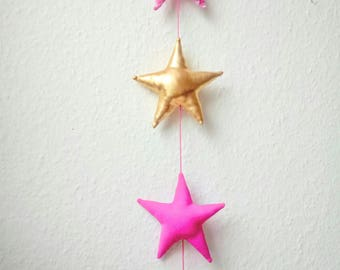 Garland with stars