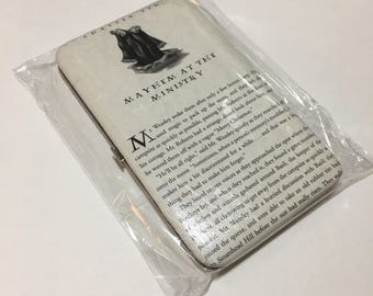 Witchcraft & Wizardry Book Page Wallet - Mayhem at the Ministry