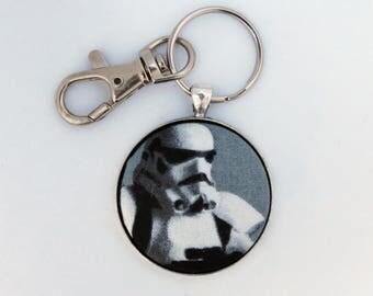 Stormtrooper 2 Fabric Pendant