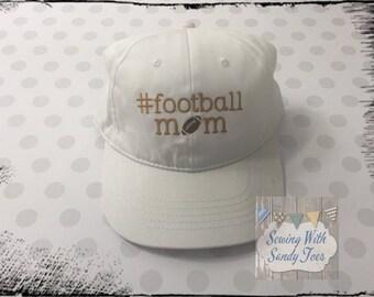 Sports Hat, Football Mom Hat, Soccer Mom Cap, Baseball Mom Hat, Mom Hat, Baseball Hat, Football, Baseball, Basketball, Basketball Mom Hat