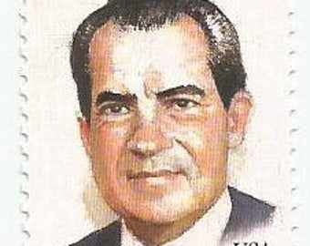 1 Richard Nixon Mint Postage Stamp
