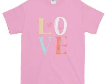 L.O.V.E. Love Short-Sleeve T-Shirt