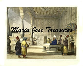 Vintage Images from Afghanistan in 1848- Digital Download