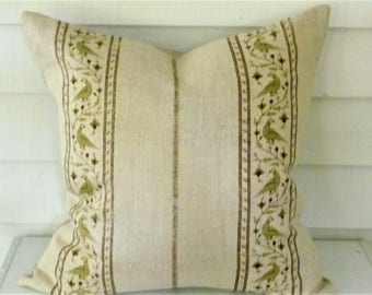 Baroda I Pillow Cover