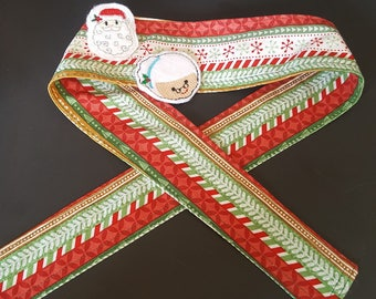 Santa & Mrs. Claus Headband