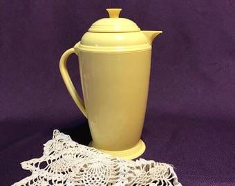 Fiestaware Thermos Carafe Coffee Pot