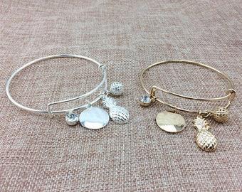 Monogram Pineapple Bracelet