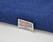 Harris Tweed Fabric - Windsor Blue