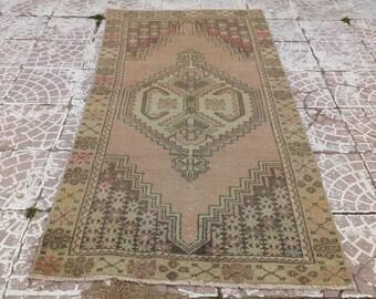Vintage  Oushak  rug       oushak rug