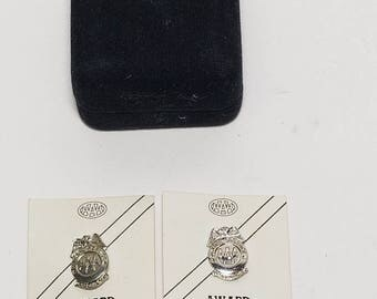 Free Shipping!! AAA Patrol Service Award Pin Lot of 2