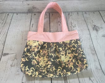 Legging Pleated Handbag