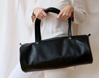 """Leather bag """" Kaleidoscope """""""