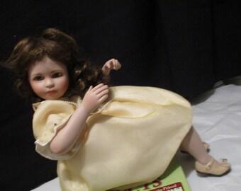 dancer Talaith spirit of young Welsh girl