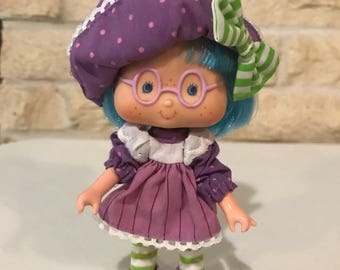 Vintage HTF Plum Pudding Party Pleaser Doll.