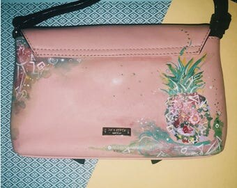 Custom Hand Painted Kate Spade Bag