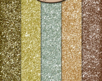 Digital Scrapbooking: Paper, Glitter, Sandalwood