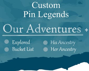 Custom Legend Add On for our World Maps