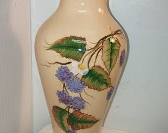 Vase with Berries