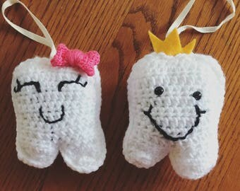 Toothfairy pillows