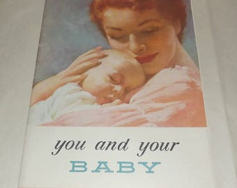 1955 Pet Milk Booklet Advise For New Moms