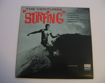 The Ventures - Surfing - Circa 1963