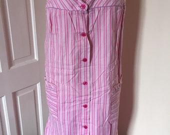 Home made 1970s vintage shift dress