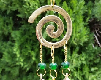 Spiral of Life Chime-Mini
