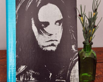 Winter Soldier Composition Notebook