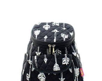 Quilted Arrow Backpack with free monogram