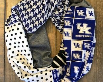 Kentucky Wildcats Infinity Scarf