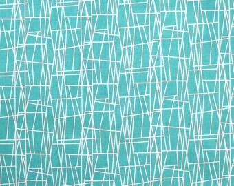 Fabric - Michael Miller - Atomic Web - medium weight woven cotton fabric.