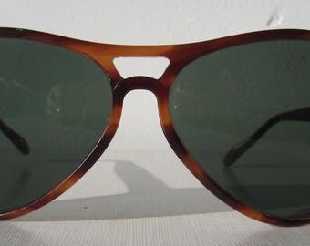 Vintage Ray Ban Vagabond Sunglasses circa the 60's