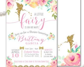 Fairy Baby Shower Etsy