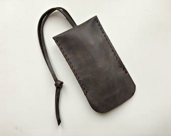 Leather Key Holder, Leather Key Case.