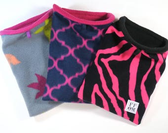 Set of three small snuggle sacks - pouch - with boning - rat - guinea pig - sugar glider - bogo free - READY TO SHIP