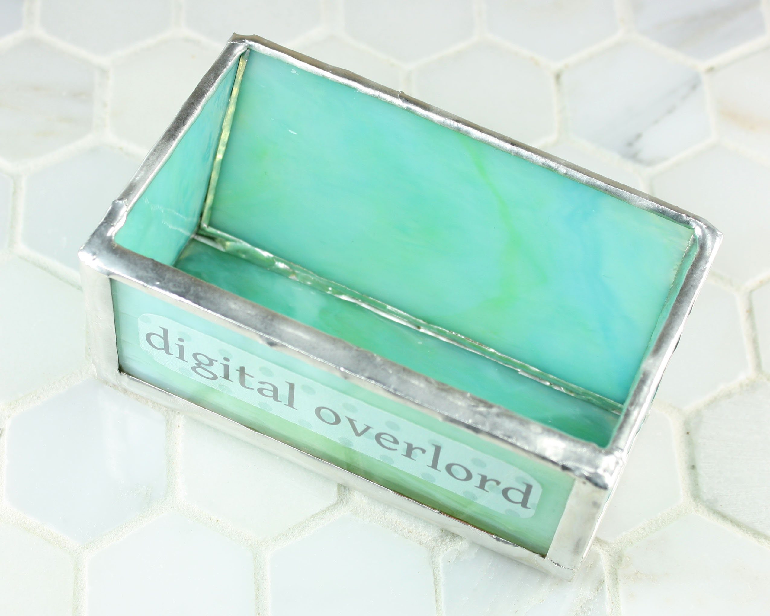 Business Card Holder Fun fice Gift fice Accessory Modern