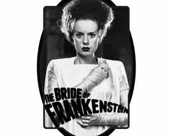 The Bride of Frankenstein T shirt