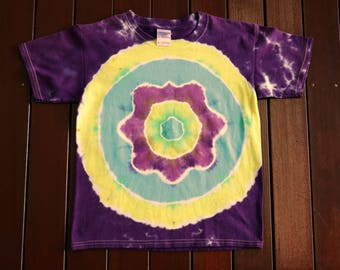 Kid's S Tie Dye T Shirt