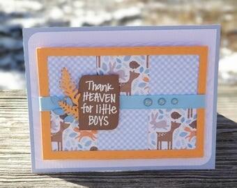 Baby Shower Card