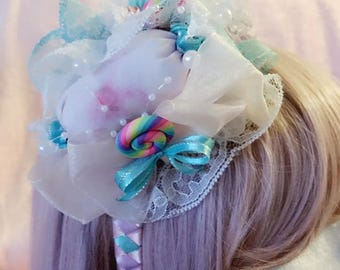 Candy treat headband 2