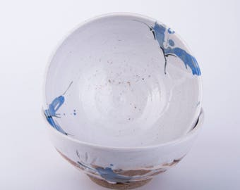 Cereal, soup or salad - stoneware Bowl-bowl for cereals, soup or saldad - stoneware -